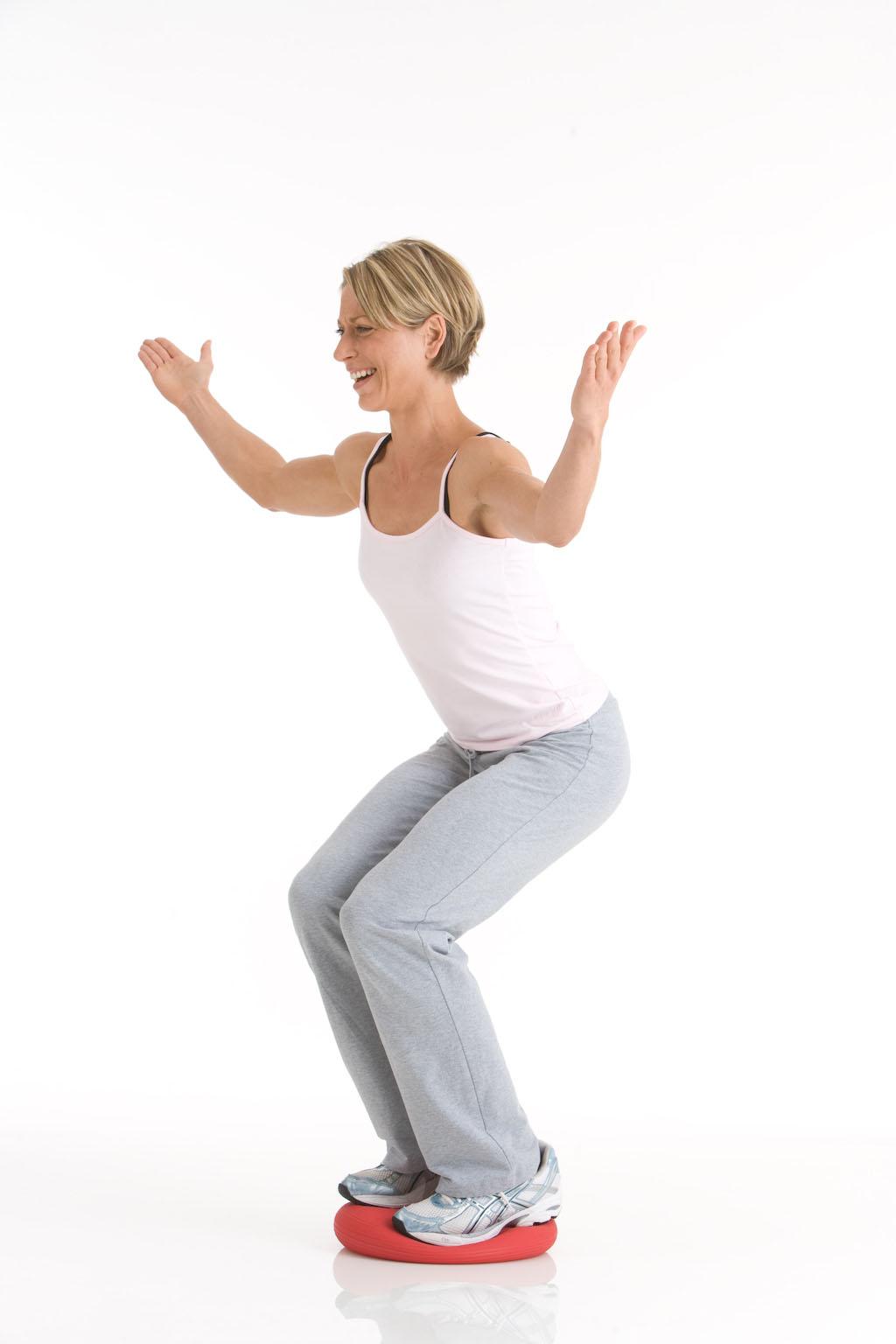 Dynair Ballkissen -  Kleingrät fürs Gleichgewicht-Übungen